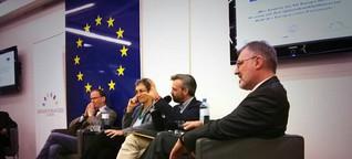 """""""Was können wir für Europa tun?"""" Hearing im EU-Haus in Wien mit Ehrenhauser, Freund, Lunacek, Stadler #EP2014"""