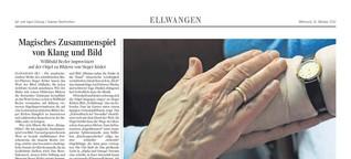 Wie lebt ein Mensch, der nicht mehr lange lebt? | Schwäbische Zeitung