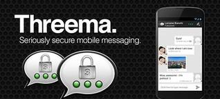 Threema für iOS und Android: Sichere WhatsApp-Alternative oder schöner Schein?