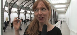 Susan Philipsz: Part File Score / Hamburger Bahnhof, Berlin / Interview