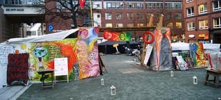 Bezirksamt: Occupy Camp soll in feste Räumlichkeiten