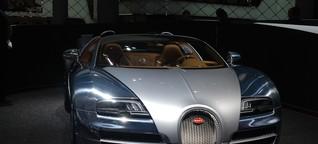 IAA 2013 - Das schnellste in Serie hergestellte Automobil