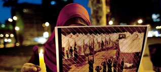 """""""Flüchtlinge wurden in die innenpolitische Debatte Ägyptens gezogen"""""""