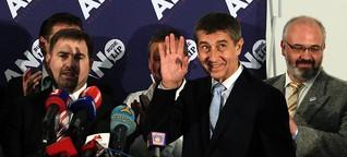Tschechien nach den Wahlen: Neustart vertagt