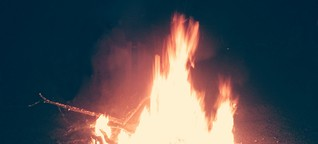 Was den Feuerrednern auf der Seele brennt #sonnwendfeiern2014
