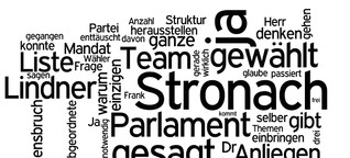 """""""Wer hat Sie ins Parlament gewählt?"""" Monika Lindner bei Armin Wolf in der ZIB2 - Transkript"""