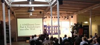 Vortrag - Dialog 2.0 - Bedeutung für Unternehmen und Mitarbeiter