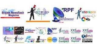 radiotvinfo.org, Medien- und Redaktions-Dienste, Media network, IBS Independent Broadcasting Service Liberty