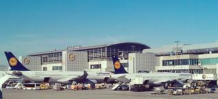 Flughafenprojekt nach Plan