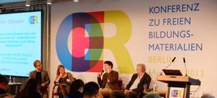 OER-Konferenz: Welche Unis überflüssig werden