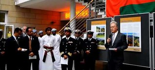Austellungseröffnung «Sultanat Oman - Gelebte Moderne mit Tradition»