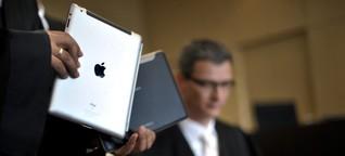 Krieg um Patente für Smartphones - Wer hat's erfunden?