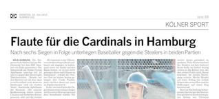 Kölnische Rundschau vom 16.07.2013