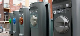 Helsinki: Mit Rööri gegen den Müll