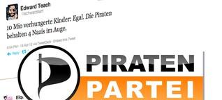 Piraten und Prism - Steilvorlage nicht verwandelt