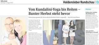 Haldensleber Volksstimme - Artikel - Volksschule