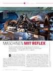 Maschinen mit Reflex