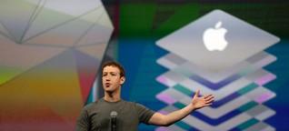 Zuckerberg verspricht Facebook-Nutzern mehr Kontrolle