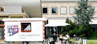 Wahlfahrt-Fazit: Im Vollkontakt mit den Frustrierten - SPIEGEL ONLINE