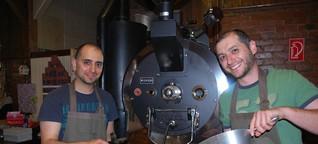CaféThopia:Privatrösterei in Reinbek