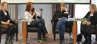 Frau Macht Medien - DJV Journalistinnentag 2014