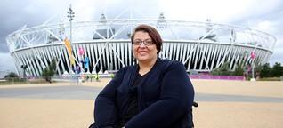 Paralympics 2012 opening ceremony: 'I was so happy to go back to the stadium'