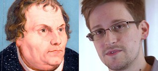 Ist Snowden der moderne Luther?