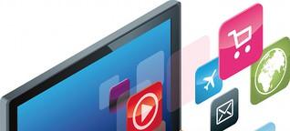Heimspiel - TV Apps in Ultra HD