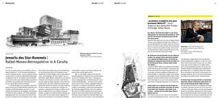 Nur ungern ein Star: Architekt Rafael Moneo