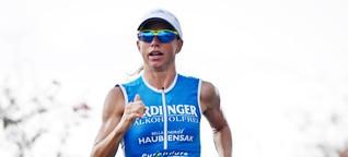 Ironman-Starterin Sonja Tajsich: Qualen im Urlaubsparadies