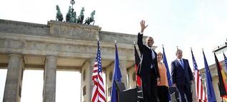 """Obamas Vision: """"Frieden mit Gerechtigkeit"""""""