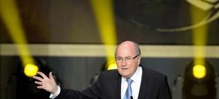 Weltfußball - Die Machenschaften der FIFA
