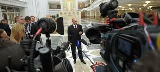 Der Kreml annektiert das Internet
