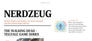 uMag - Kolumne - Nerdzeug (Juli/August 2013)