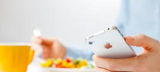 Wysips - Nie mehr Handy-Akkus aufladen