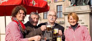 Bilderstrecke - Erlanger Frühlingsfest 2014 - Erlanger Nachrichten