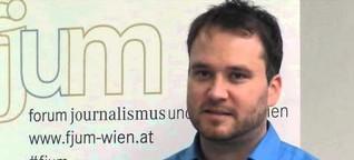 Non-Linear Reporting - Interview mit Bernhard Riedmann/Der Spiegel