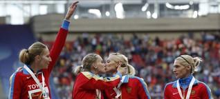 Leichtathletik-WM Moskau: Leider nur eine Mini-Revolution