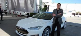 Elektroautos und Raketen - Tesla-Geschäftsführer Elon Musk im Portrait