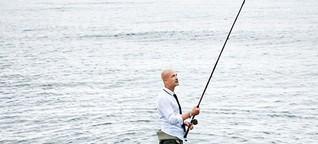 Christian Berkel . Ein Tag am Meer