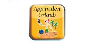 App in den Urlaub