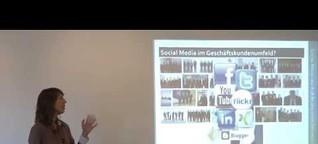 crowdmedia SMWHH 2013 - Social Media und B2B - Beginn einer wundervollen Freundschaft
