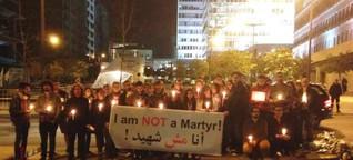 """""""Ich bin kein Märtyrer"""""""