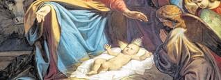 Warum das Jesuskind keinen Schnupfen bekommen konnte