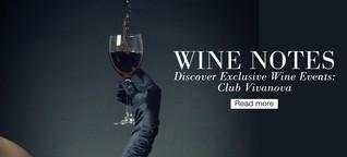 Luxury & Lifestyle: Wine Club Vivanova's gourmet networking events