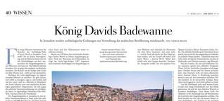 König Davids Badewanne