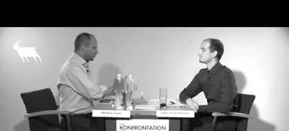 """""""Große KONFRONTATION der Kleinen"""" - Lukas Daniel Klausner (PIRAT) und Matthias Strolz (NEOS)"""