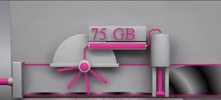 Telekom will nur noch auf 2 Mbit/s drosseln