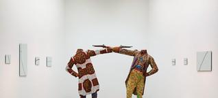 Die Göttliche Komödie. Himmel, Hölle, Fegefeuer aus Sicht afrikanischer Gegenwartskünstler (Eine Ausstellung im MMK Frankfurt) | Lesen was klüger macht