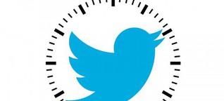 Countdown für das Ende von Twitter in Russland